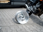 wheel clean tec Harley Davidson 12